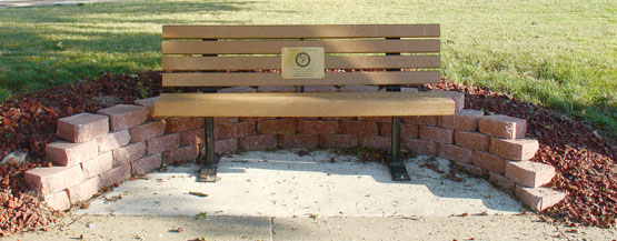Exercise Tiger Bench Memorial